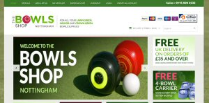 The Bowls Shop - google ppc management